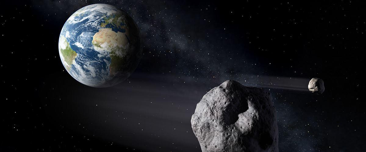 Une journée internationale pour les astéroïdes