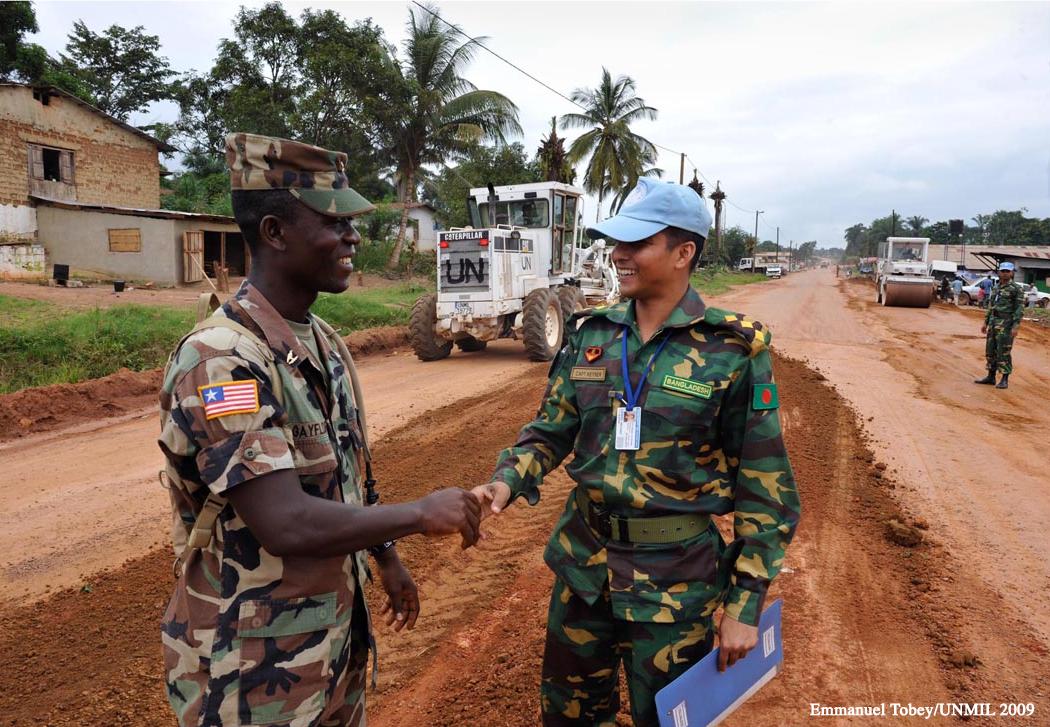 La fermeture de la MINUL : Un nouveau succès pour le maintien de la paix