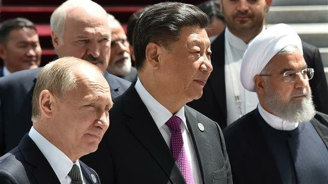 Iran, Chine, Russie : une alliance artificielle ?