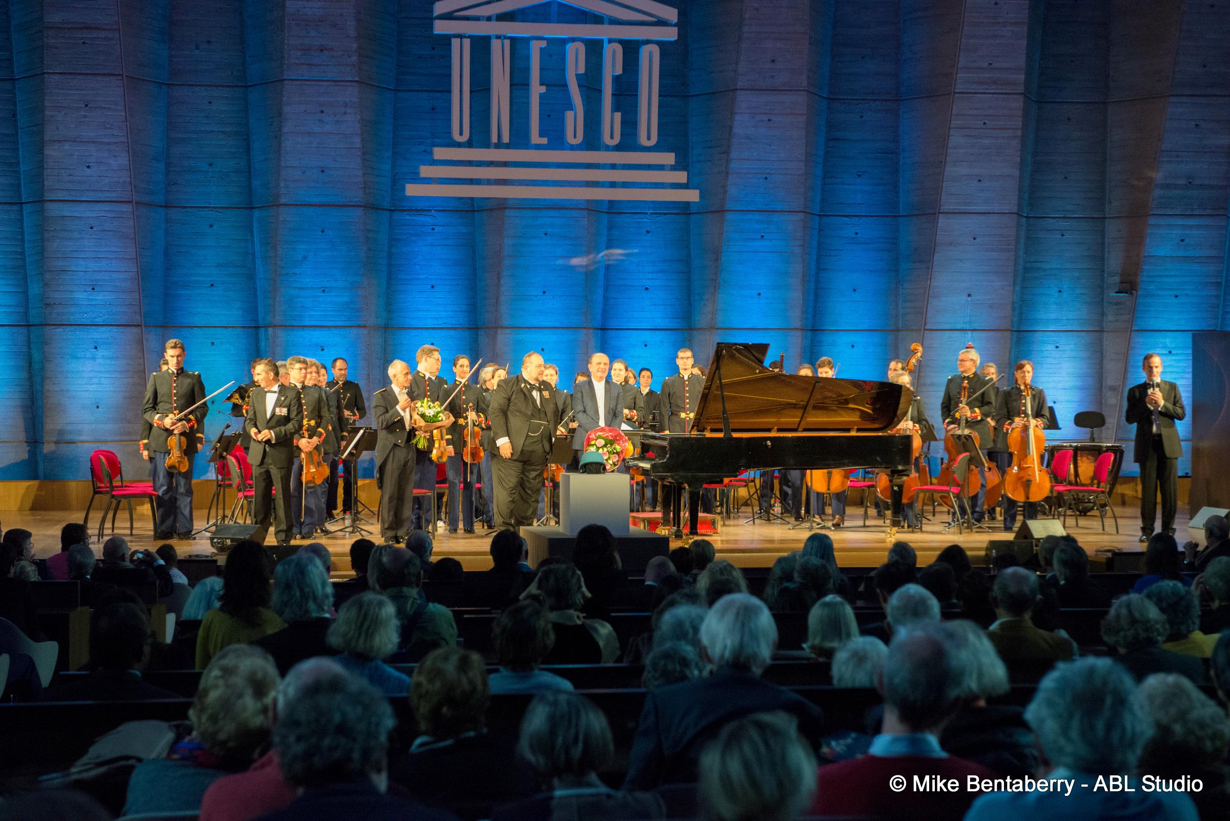 La Paix célébrée à l'UNESCO le 8 octobre 2019