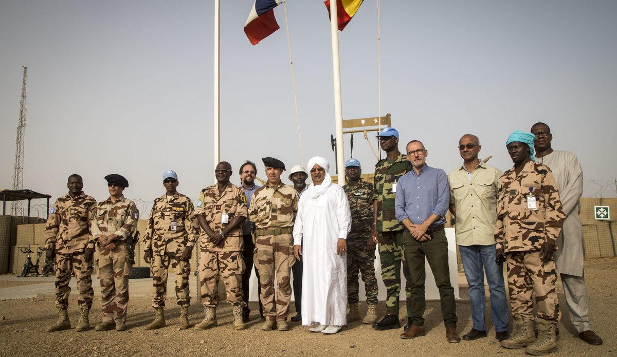 MINUSMA : OMP au Mali.