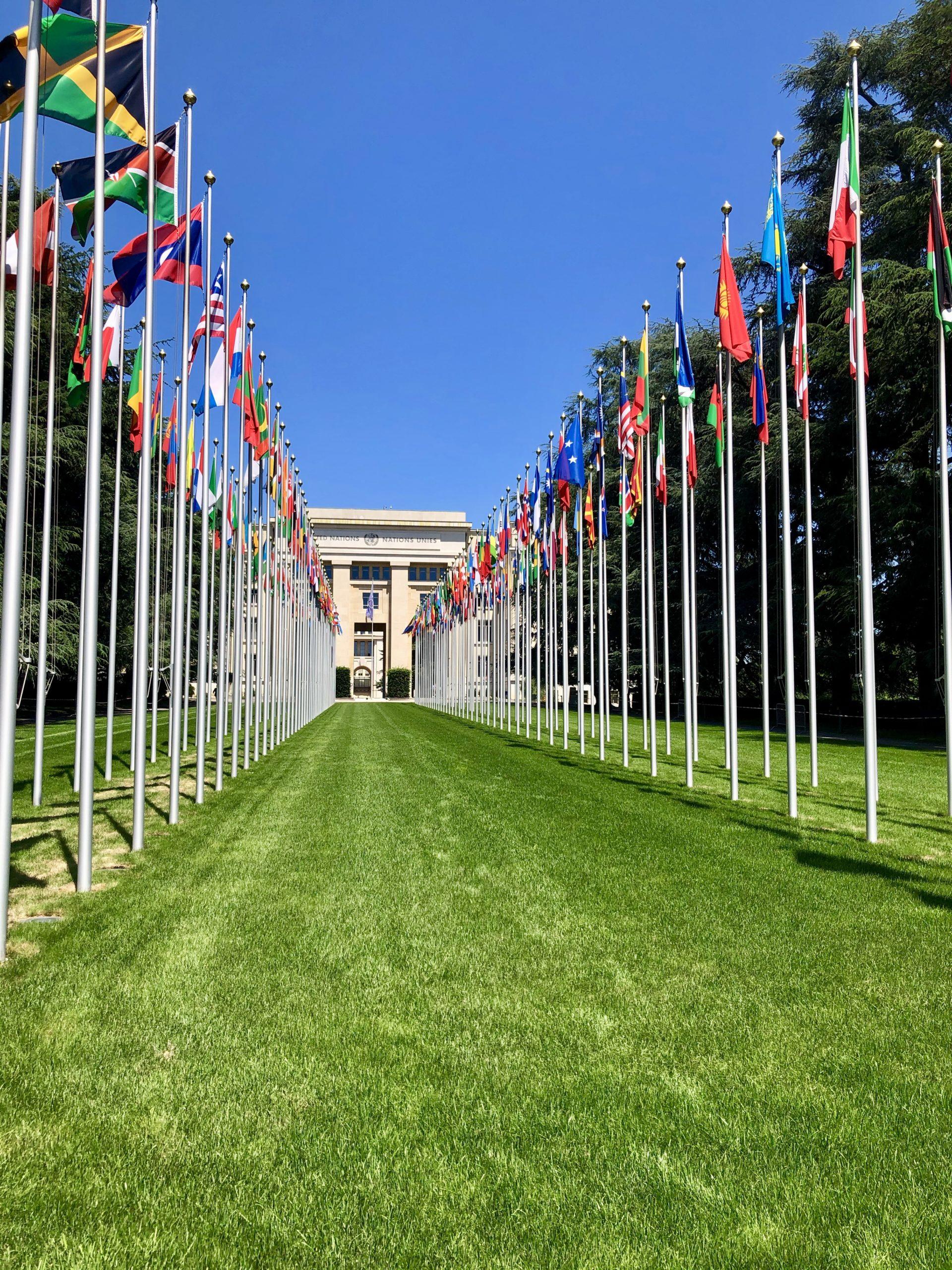 43ème session du Conseil des Droits de l'Homme, ONU, Genève