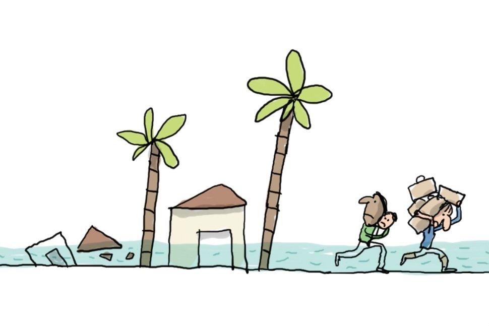 Quelle protection pour les réfugiés climatiques au 21ème siècle ?