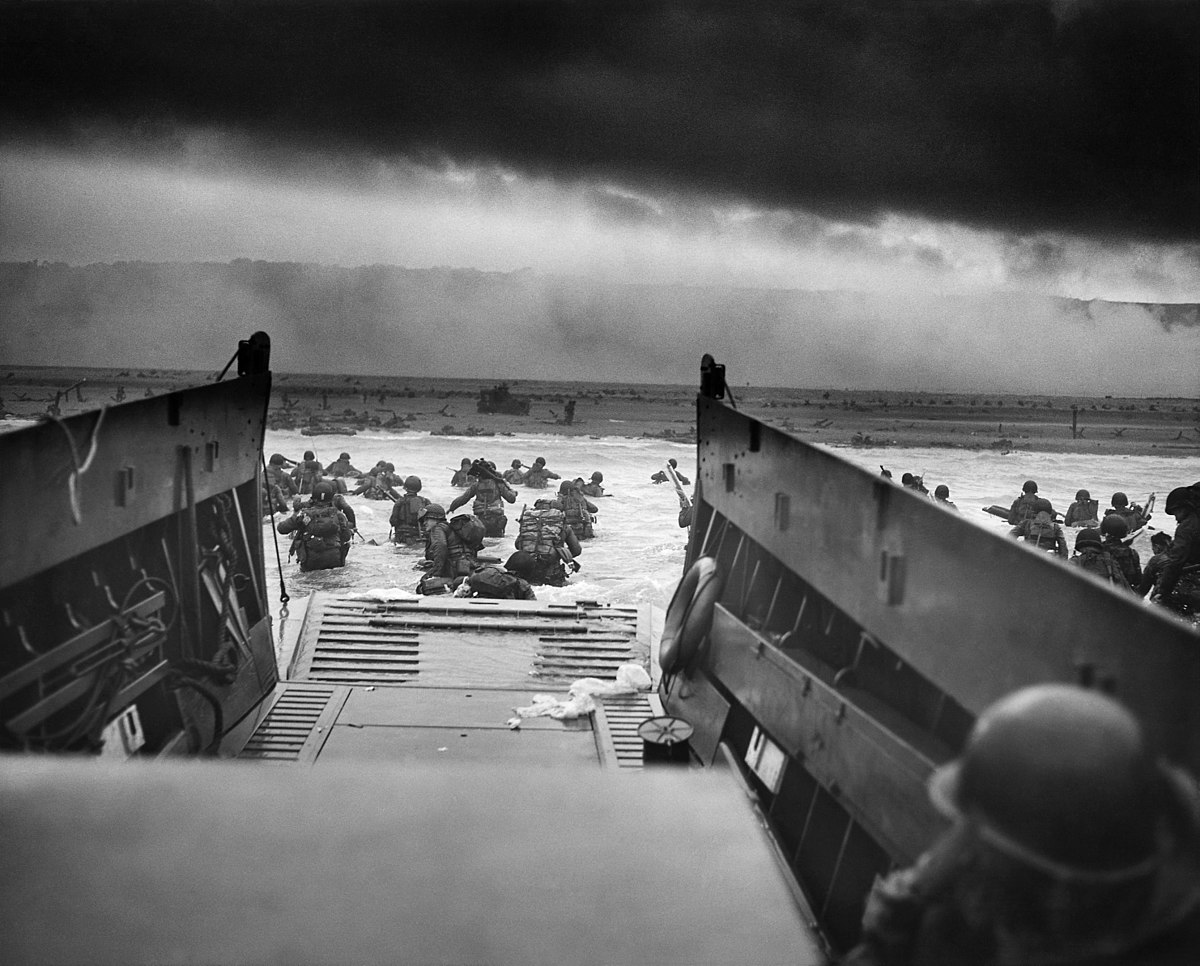 The 75th anniversary of the Allied landings in Normandy: a challenge for Peace