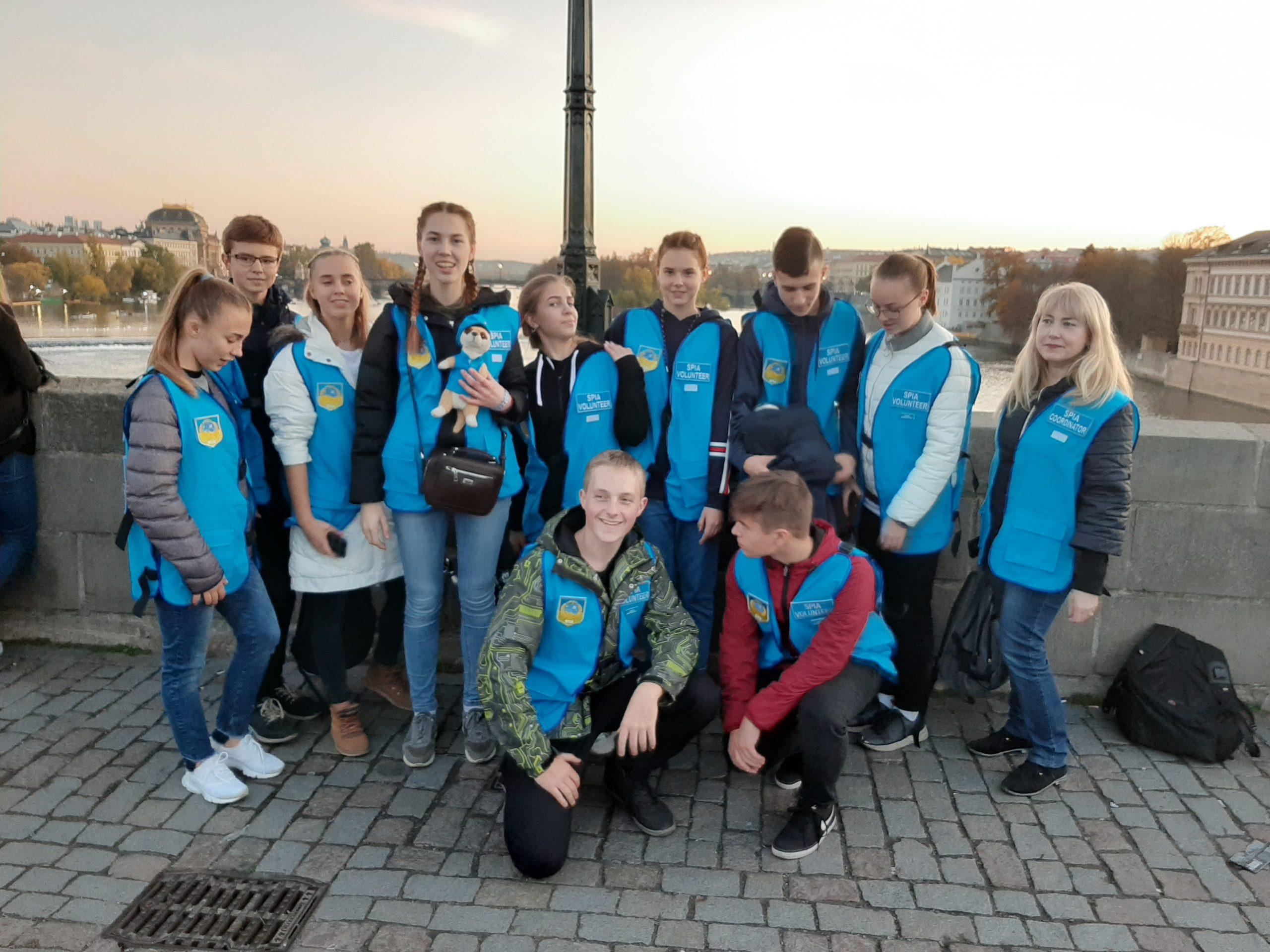 L'AISP Ukraine en Europe de l'Est