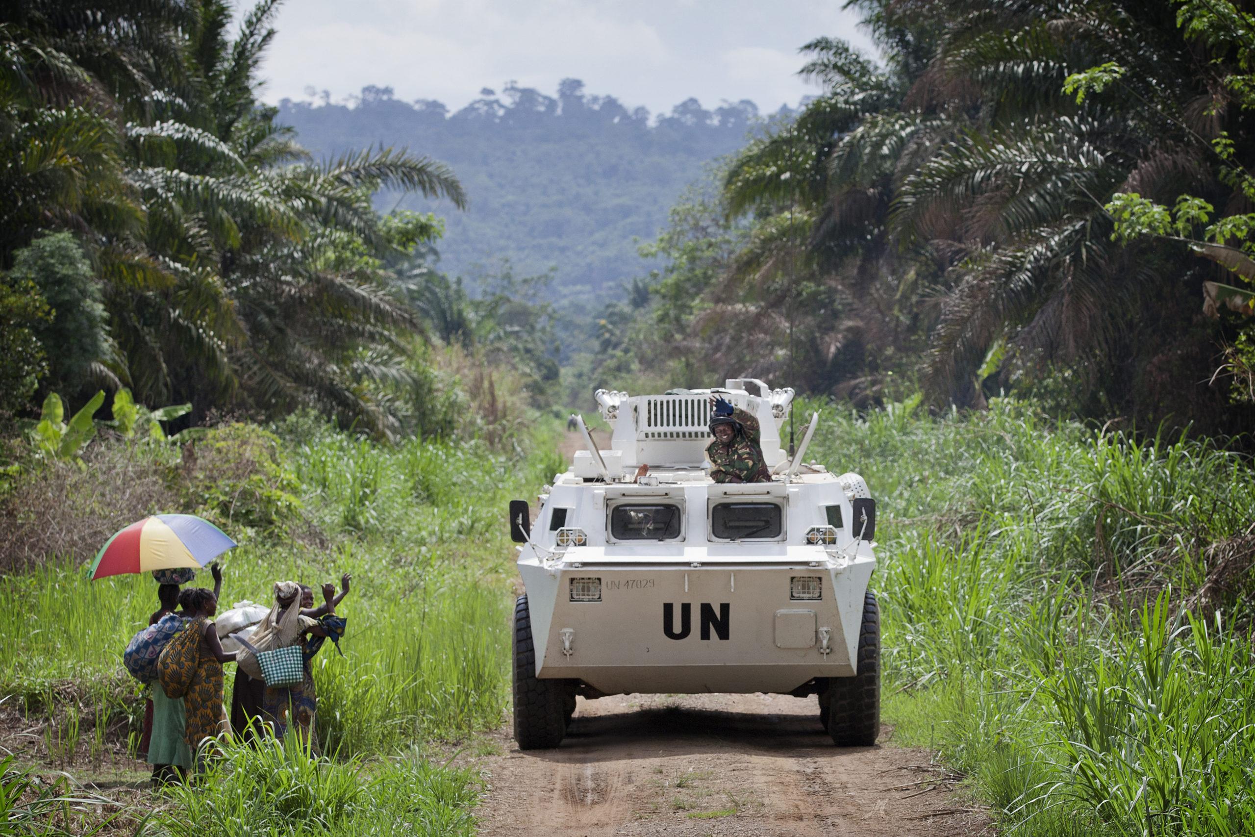 MONUSCO: OMP en République Démocratique du Congo