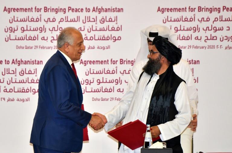 L'accord de paix actuel entre le gouvernement américain et les Talibans ne mettra jamais fin au conflit afghan